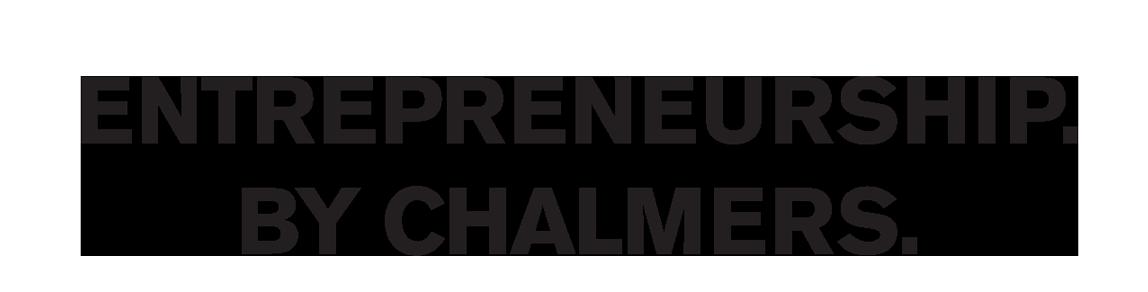 entrepreneurshipbychalmers