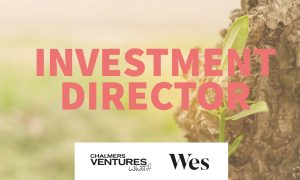 Investment-Director Chalmers Ventures WES