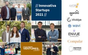 Vinnova-alla. chalmers ventures innovativa startups