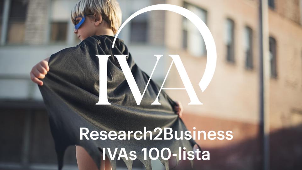 Ivas 100-lista 2021 Chalmers Ventures